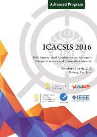 ICACSIS 2016 ( 2016 International Conference on Advanced Computer Science and Information Sysytem) : IEEE ( Indonesia Section )  IEEE ( Indonesia Section )