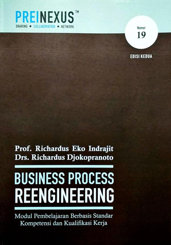 Business Process Reengineering Ed 2 No 19 : Modul